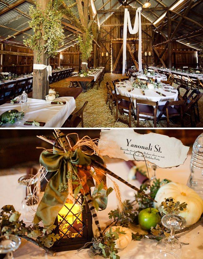 A wedding in a barn photo 2739028-3